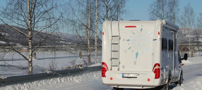 Mit dem Wohnmobil in Österreich übernachten