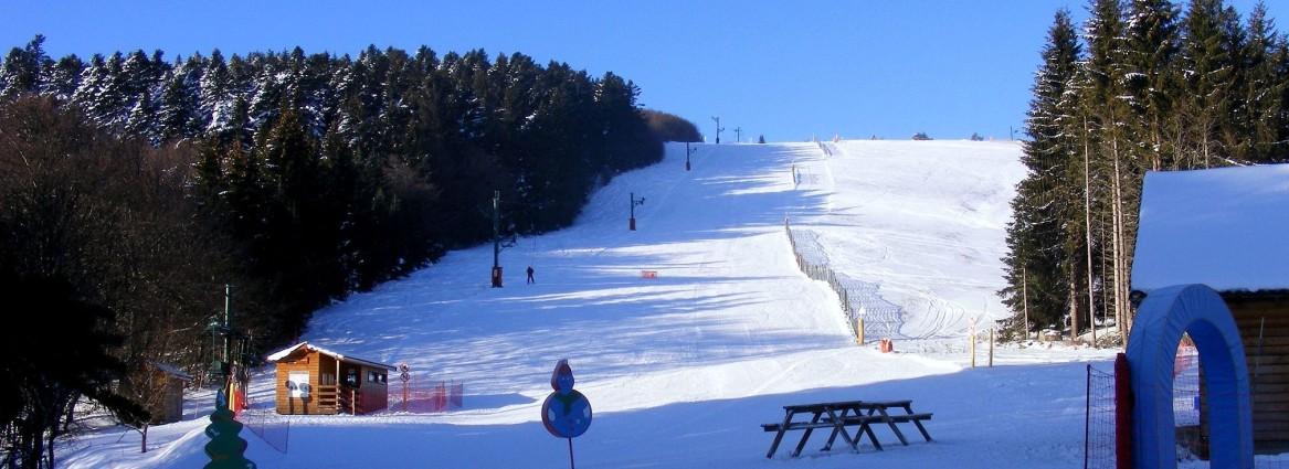 Skigebiete auvergne: Prabouré / Saint-Anthème wurde in den Sechzigern ins Leben gerufen. (#8)