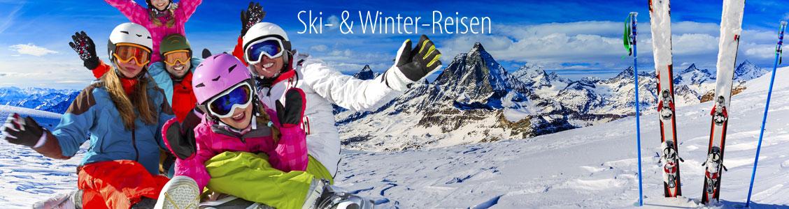 Ski-Winter-Reisen
