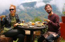 Frühstück auf dem Berg: Alles, was Du wirklich brauchst, damit Du perfekt überraschst! (Foto: Shutterstock- kagemusha )